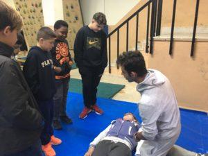 Taller de Primeros Auxilios – 5º y 6º Primaria