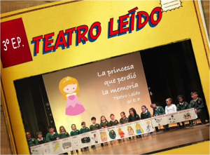 Teatro leído – Alumnos 3ºEP