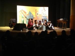 teatro inglés colegio safa sigüenza
