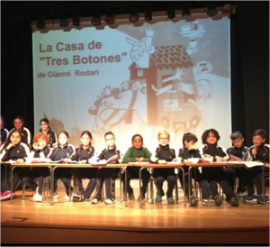 Teatro Leído – 3º E. Primaria
