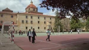 polideportivo colegio safa sigüenza