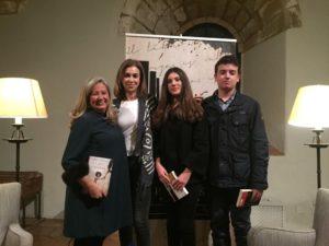 I  Velada literaria de 2018, con Carmen Posadas